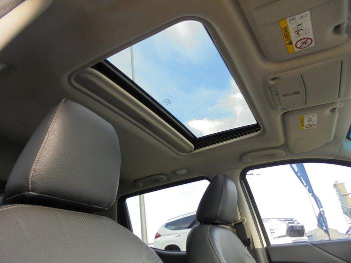 2016 Nissan Navara ST-X D23 White Diamond