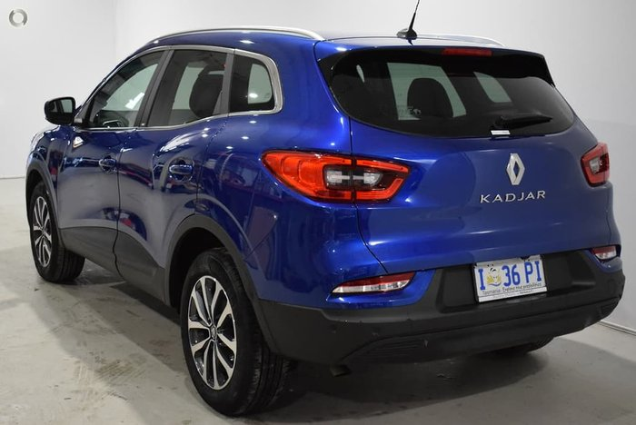 2019 Renault Kadjar Life XFE Iron Blue