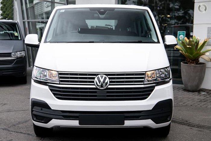 2021 Volkswagen Multivan TDI340 Comfortline Premium T6.1 MY21 Candy White