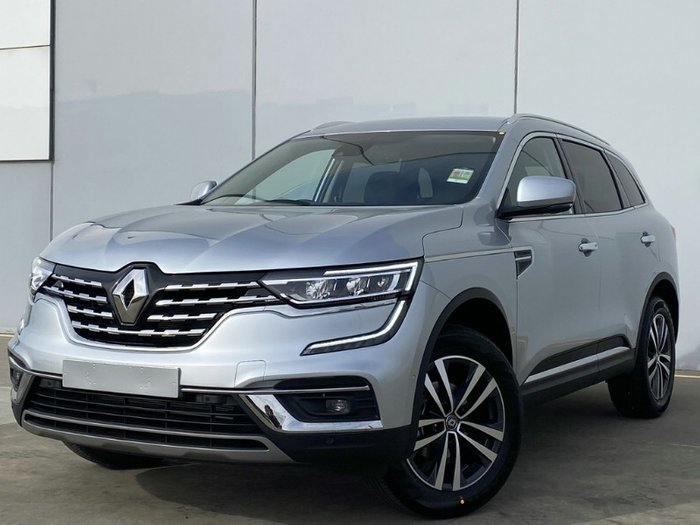 2021 Renault Koleos Zen HZG MY21 HIGHLAND GREY