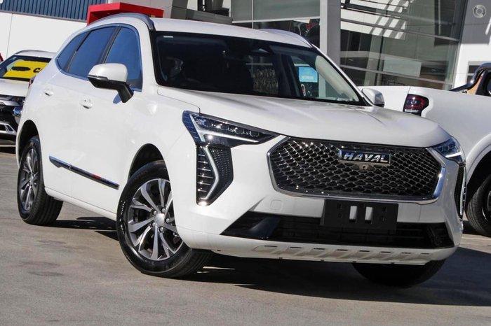 2021 Haval Jolion Lux A01 White