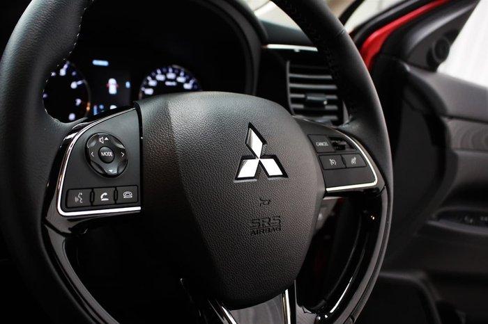 2020 Mitsubishi Outlander ES ZL MY21 AWD Red