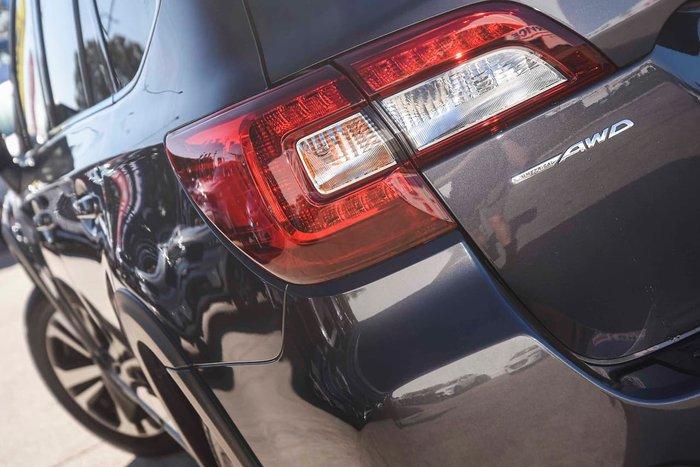 2020 Subaru Outback 2.5i Premium 5GEN MY20 AWD Grey