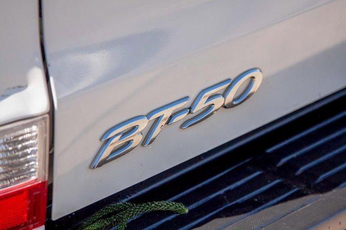 2015 Mazda BT-50 XT Hi-Rider UP White