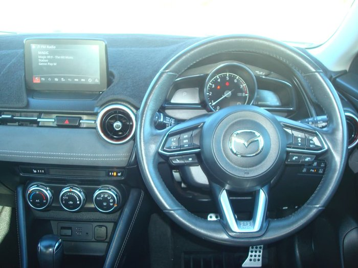2019 Mazda CX-3 Akari DK AWD White