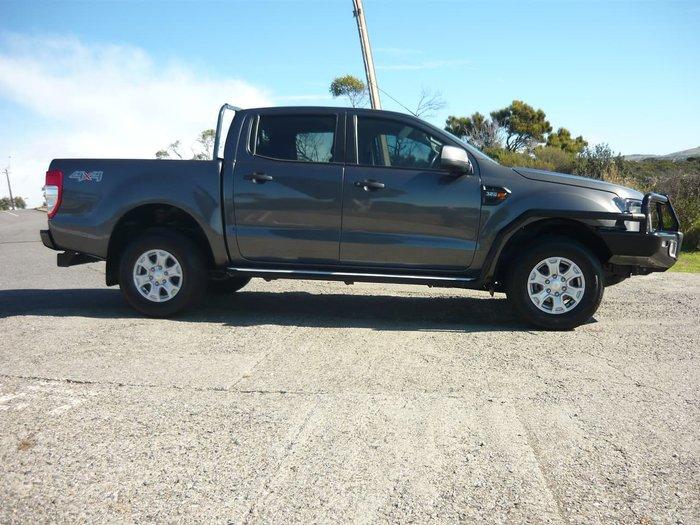 2018 Ford Ranger XLS PX MkII MY18 4X4 Dual Range Grey