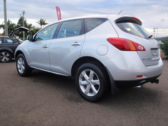 2010 Nissan Murano ST Z51 Series 2 MY10 4X4 Constant Silver