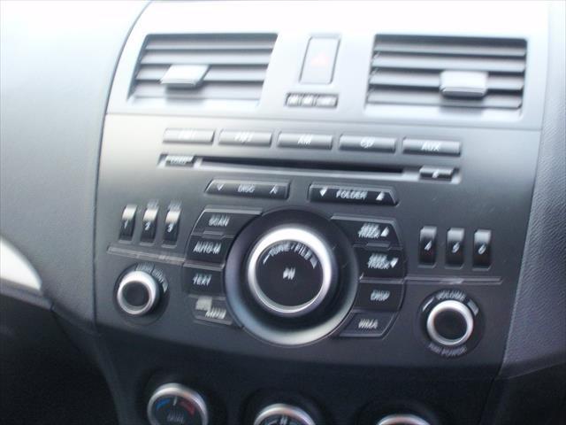 2011 Mazda 3 SP25 BL Series 1 MY10 Gray
