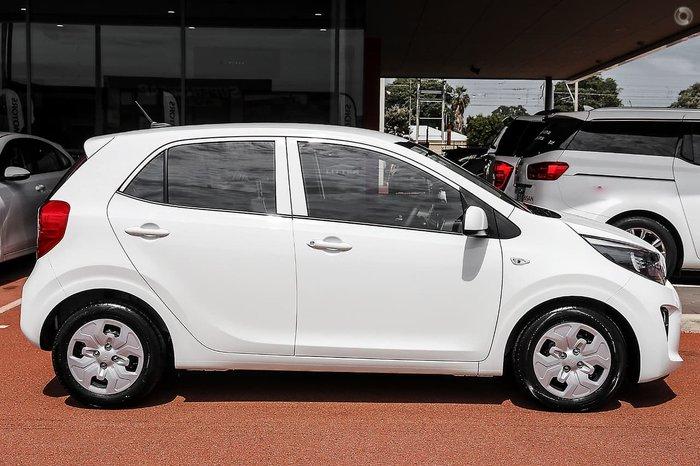 2021 Kia Picanto S JA MY21 White
