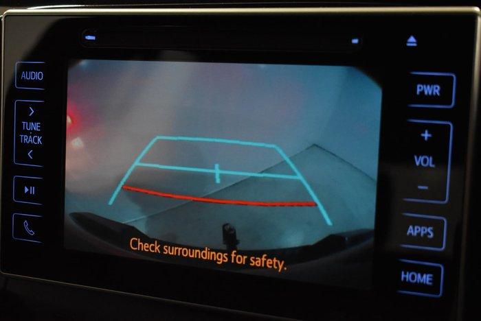 2018 Toyota Hilux Rugged X GUN126R 4X4 Dual Range Inferno