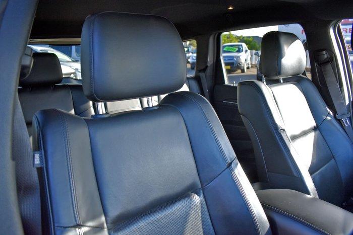 2017 Jeep Grand Cherokee Limited WK MY18 4X4 Dual Range Velvet Red