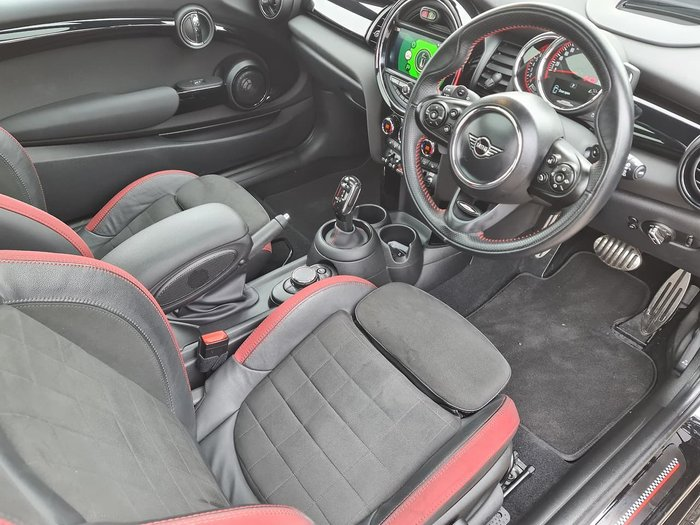 2019 MINI Hatch John Cooper Works F56 LCI Black