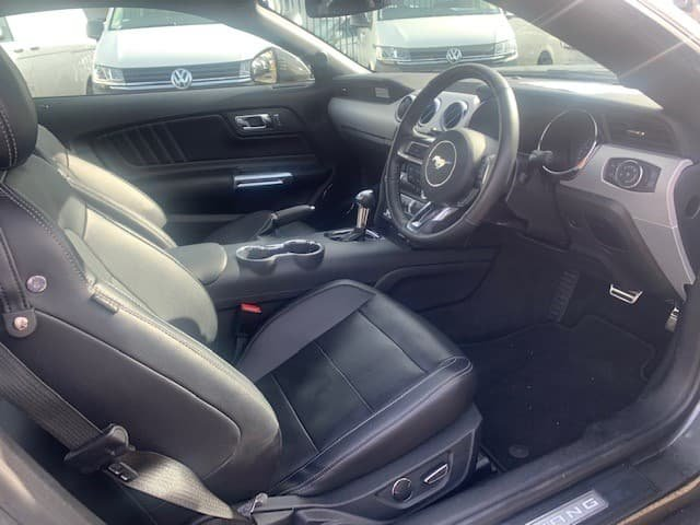 2016 Ford Mustang GT FM MY17 Magnetic