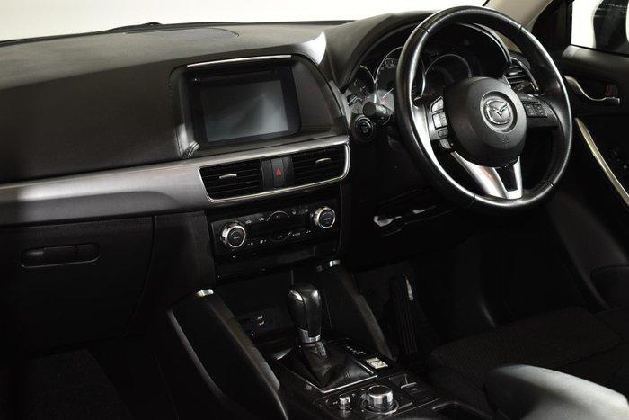 2015 Mazda CX-5 Maxx Sport KE Series 2 Sonic Silver