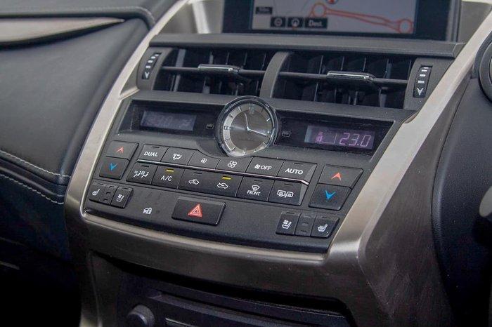 2015 Lexus NX NX200t F Sport AGZ15R AWD Grey