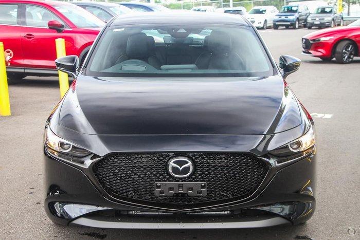 2021 Mazda 3 G20 Touring BP Series Jet Black