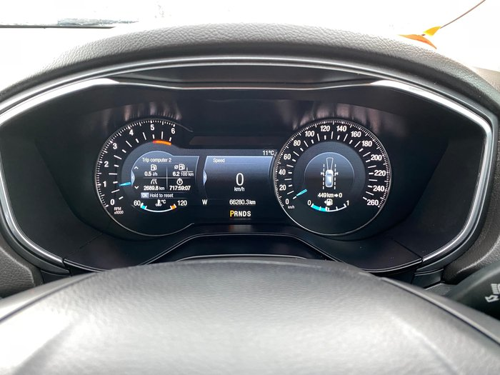 2017 Ford Mondeo Titanium MD MY17 Frozen White