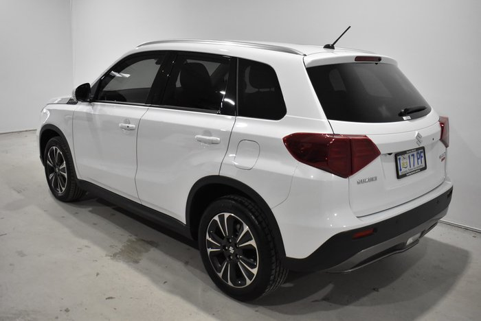 2019 Suzuki Vitara Turbo LY Series II Cool White