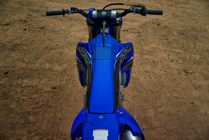 2021 Yamaha YZ450F YZ Team Yamaha Blue