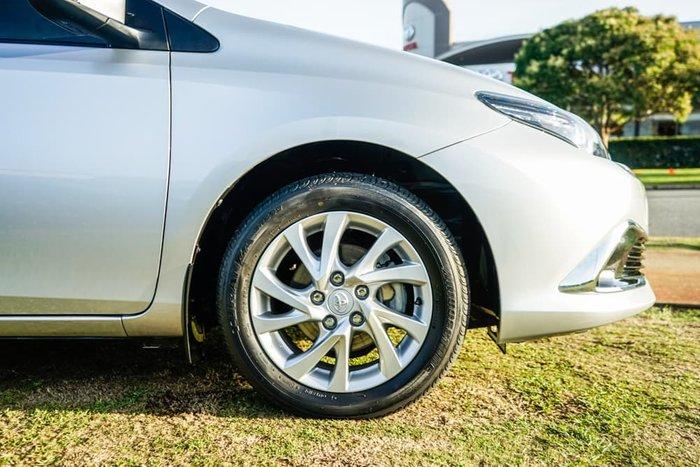 2018 Toyota Corolla Ascent Sport ZRE182R Silver Pearl