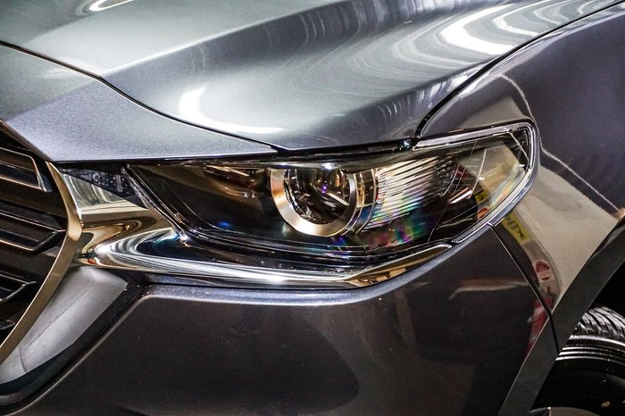 2021 Mazda BT-50 XT TF 4X4 Dual Range Grey