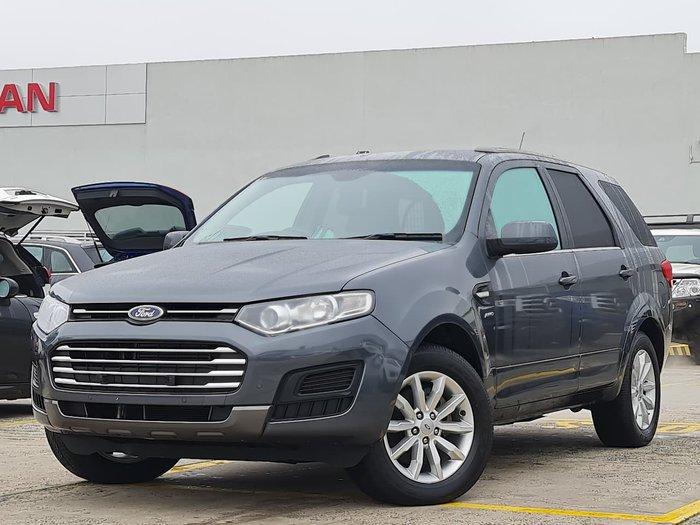 2015 Ford Territory TX SZ MkII AWD Grey