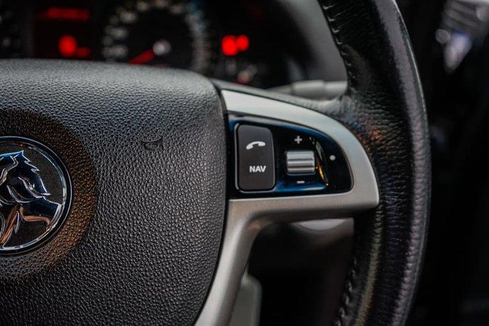 2012 Holden Commodore SV6 VE Series II MY12.5 Phantom