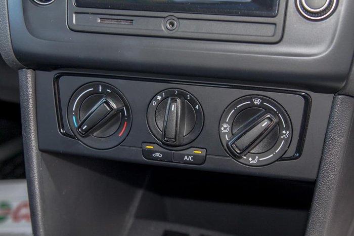 2014 Volkswagen Polo 66TSI Trendline 6R MY15 Silver