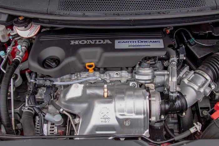 2013 Honda Civic DTi-S 9th Gen MY13 Red