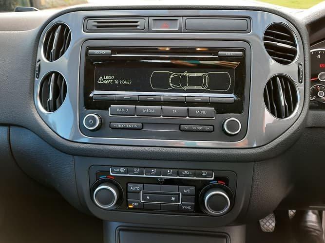2013 Volkswagen Tiguan 118TSI 5N MY13.5 Candy White