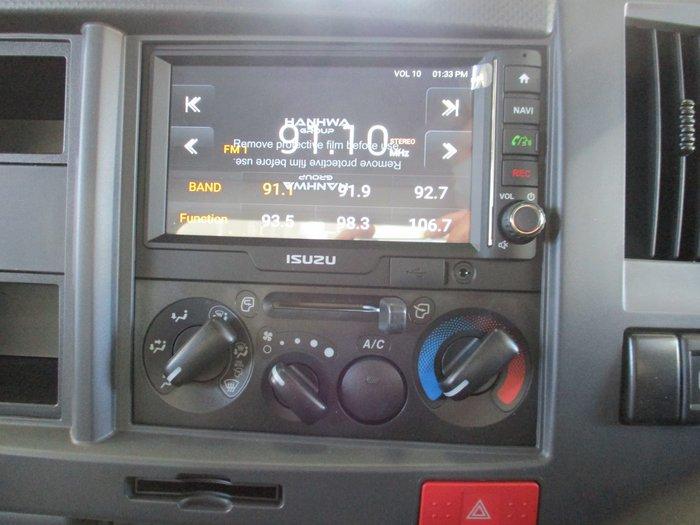 2021 Isuzu N Series NNR 45-150 AMT Vanpack
