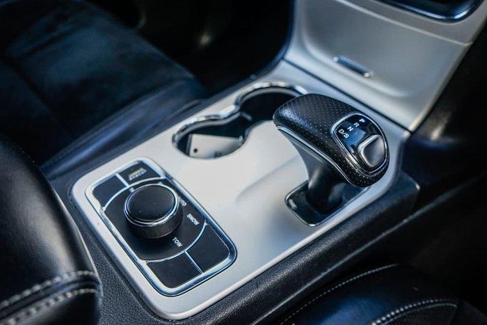 2016 Jeep Grand Cherokee SRT WK MY16 4X4 On Demand Brilliant Black