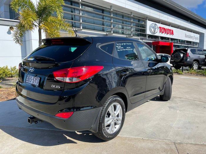 2013 Hyundai ix35 SE LM2 Phantom Black