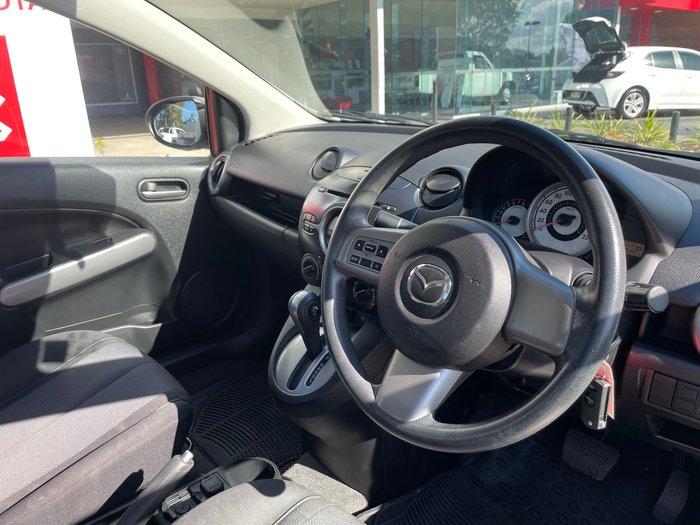 2010 Mazda 2 Neo DE Series 1 MY10 Highlight Silver