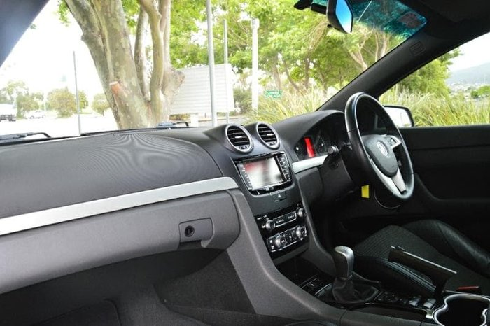2012 Holden Commodore SS Z Series VE Series II MY12.5 Yellow