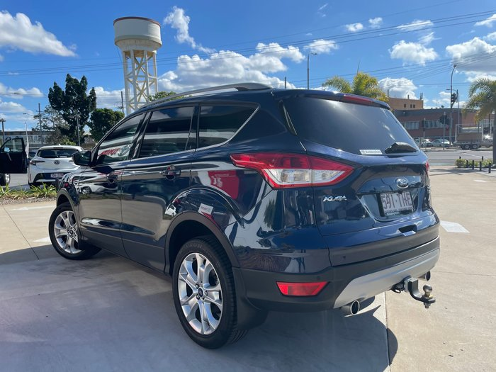 2013 Ford Kuga Trend TF AWD Ink Blue