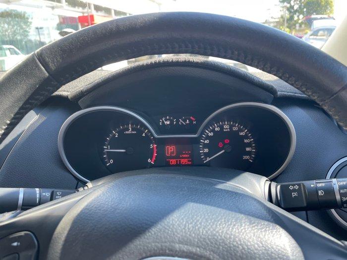 2015 Mazda BT-50 XTR UR 4X4 Dual Range Cool White