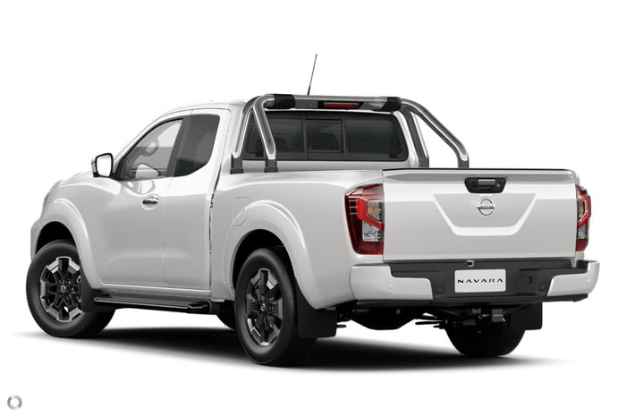 2021 Nissan Navara ST-X D23 4X4 Dual Range White