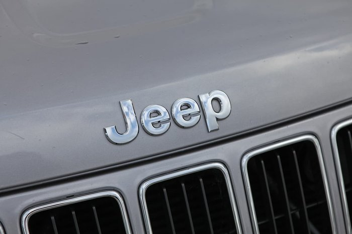 2013 Jeep Grand Cherokee Limited WK MY14 4X4 Constant Grey