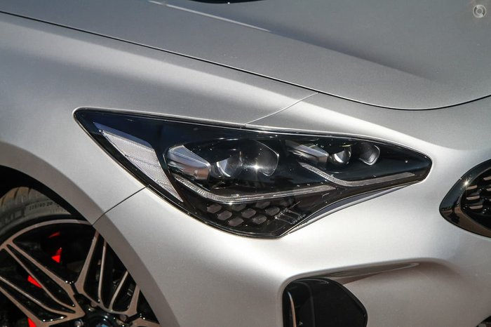 2021 Kia Stinger GT CK MY21 Silky Silver