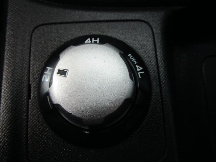 2016 Isuzu D-MAX LS-U MY15.5 4X4 Dual Range White