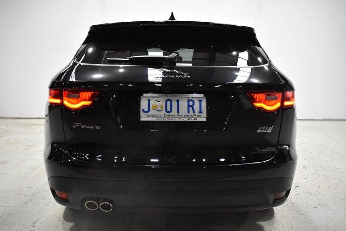2016 Jaguar F-PACE 20d R-Sport X761 MY17 AWD Ultimate Black