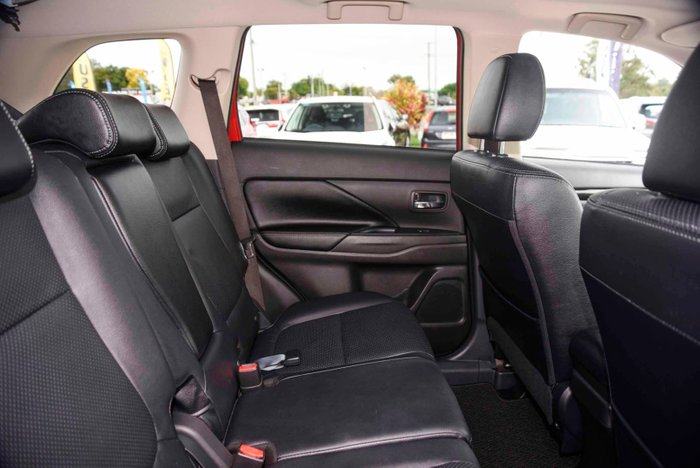2018 Mitsubishi Outlander Exceed ZL MY18.5 AWD Red