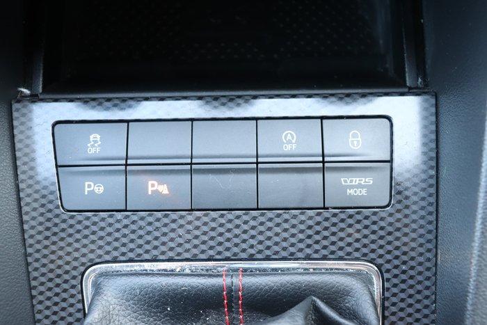2018 SKODA Octavia RS 169TSI NE MY18.5 Race Blue