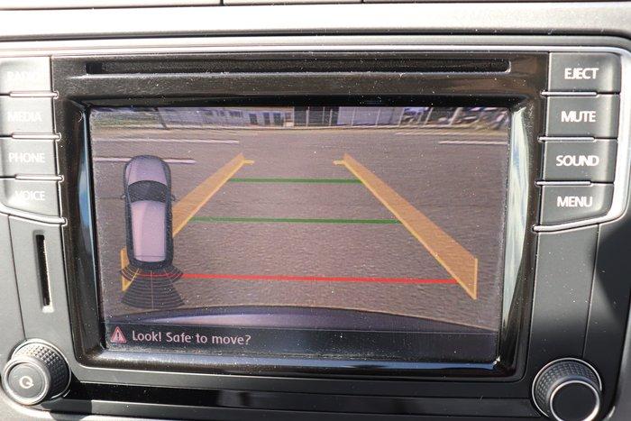 2015 Volkswagen Tiguan 118TSI 5N MY16 Deep Black