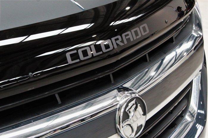2019 Holden Colorado Z71 RG MY19 4X4 Dual Range Dark Shadow