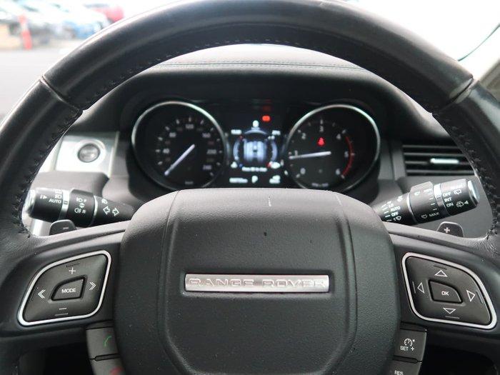 2016 Land Rover Range Rover Evoque TD4 180 HSE L538 MY16.5 4X4 On Demand Grey