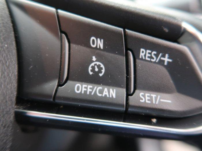 2016 Mazda 3 SP25 BM Series Deep Crystal Blue