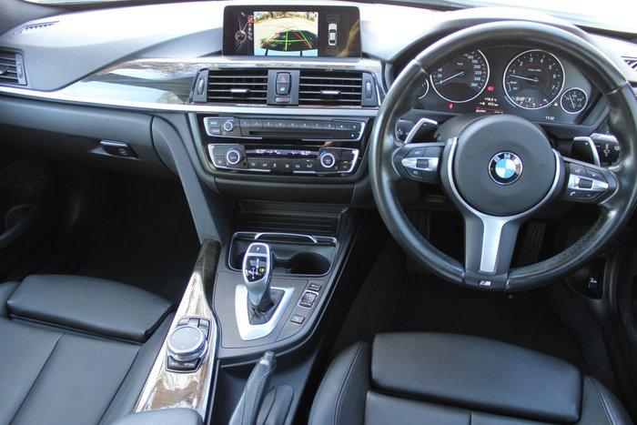 2015 BMW 4 Series 428i M Sport F32 Alpine White