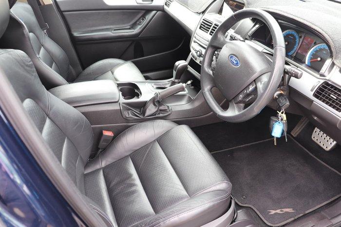 2011 Ford Falcon Ute XR6 FG Blue